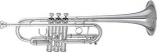 : Труба С (C trumpet)  3072
