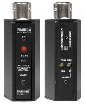 Процессор эффектов и подавитель обратной связи для микрофонов PMR-HH-1