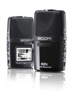 Ручной рекордер со стерео микрофоном H2n