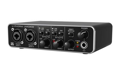 USB Аудиоинтерфейс UMC202