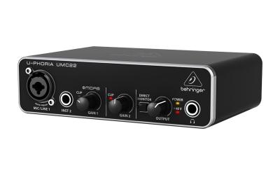 USB Аудиоинтерфейс UMC22