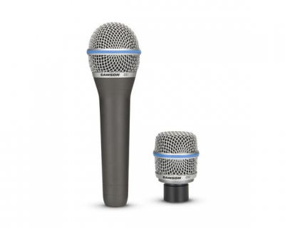 CS Mic - Микрофон со сменными капсюлями