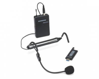 Головная USB радиоситема Stage XPD HeadSet