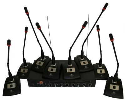 Arthur Forty : Безпроводная конференц система PSC AF-8800
