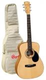 Акустическая гитара Cort : AF 510-NAT W_BAG - в комплекте чехол