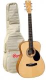 Акустическая гитара Cort : AF 510-NS W_BAG - в комплетке чехол