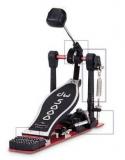 DW DRUMS : Барабанная педаль 5000ND3