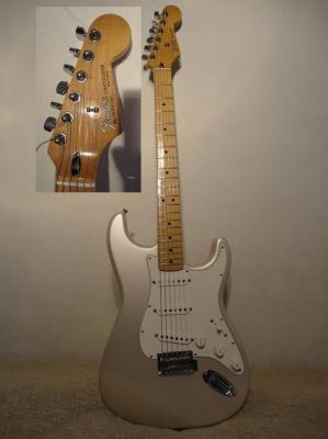 Электрогитара Fender Stratratocaster Mexico