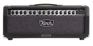 Гитарное оборудование Koch : Multitone-100 Head