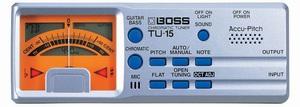 Гитарный тюнер Roland : TU-15