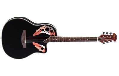 Гитара RA - 11CE/BK (копия Ovation)