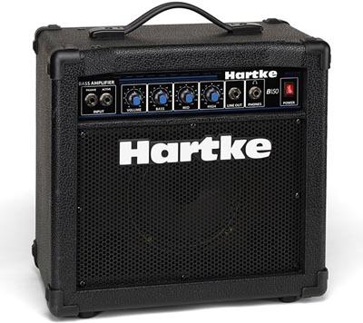 Hartke : Басовый комбоусилитель B150