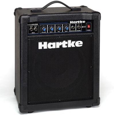 Hartke : Басовый комбоусилитель B300
