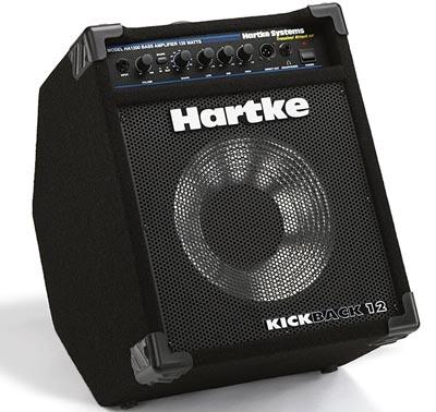 Hartke : Басовый комбоусилитель KICKBACK 12