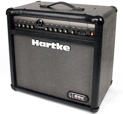 Hartke : Гитарный комбоусилитель GT60C