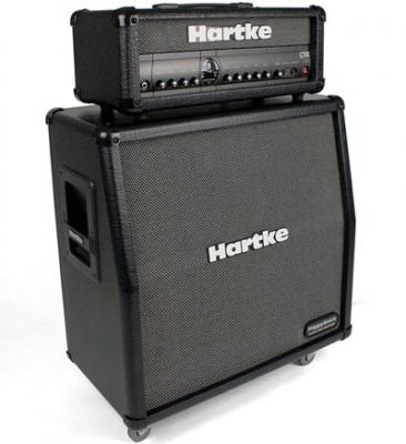 Hartke : Гитарный мини-стэк PIGGY BACK