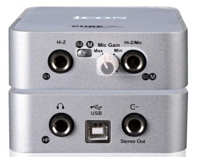 USB Аудиоинтерфейс Cube MINI