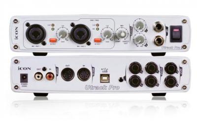 USB Аудиоинтерфейс Utrack Pro