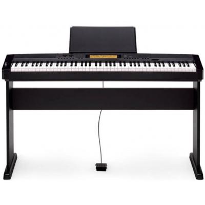 Компактное цифровое пианино Casio : CDP-200