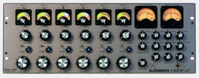 Ламповый DJ микшер xone V6
