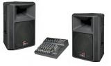 Magnetto-Samson : Звукоусилительный комплект 400 ватт (200 на канал)