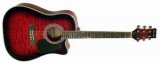 Акустическая гитара FAW-802CQ