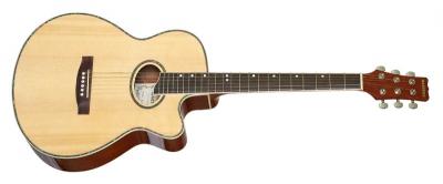 Акустическая гитара w-02ac