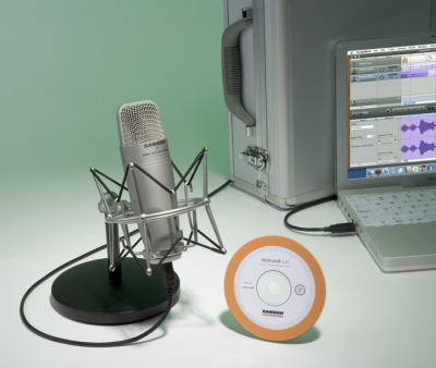 Микрофон USB - CO1U Recording - Podcasting Pak