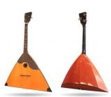 Народные инструменты : Балалайка малая