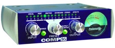 Presonus : COMP16