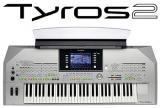 Рабочая станция : Yamaha TYROS2