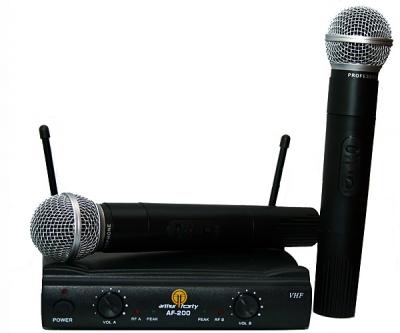 Радиосистема Arthur Forty PSC : AF-200