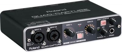 USB Аудиоинтерфейс UA-55