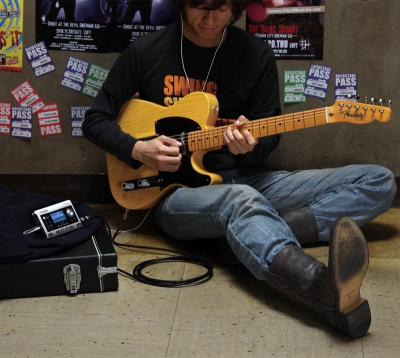 USB Аудиоинтерфес для гитаристов Micro BR-80