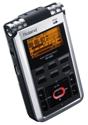 Рекордер WAV/MP3 R-05