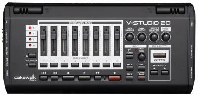 USB Аудиоинтерфейс V-Studio 20 - ДЛЯ ГИТАРИСТОВ