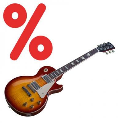 Гитары со скидкой в 20-50%