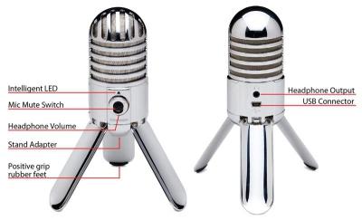 Микрофон Meteor
