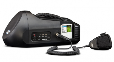XP25i Переносной громкоговоритель 25Вт, микрофон