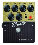 Tech 21 : Гитарная педаль BLONDE дистошн