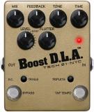 Tech 21 : Гитарная педаль D.L.A. - дилей с бустером