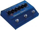 Tech 21 : Гитарная педаль DOUBLE DRIVE 3X