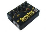 Tech 21 : Гитарная педаль SANSAMP BASS DRIVER DI
