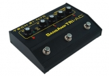 Tech 21 : Гитарная педаль SANSAMP TRI-A.C.