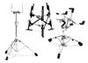 Ударные инструменты и аксессуары DW : Подставка под перкуссионные инструменты - 5220