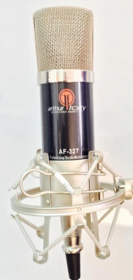 Микрофон студийный конденсаторный AF-327