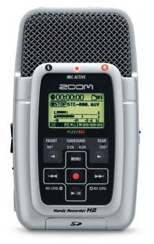 Многодорожечный Цифровой рекордермикрофон H2