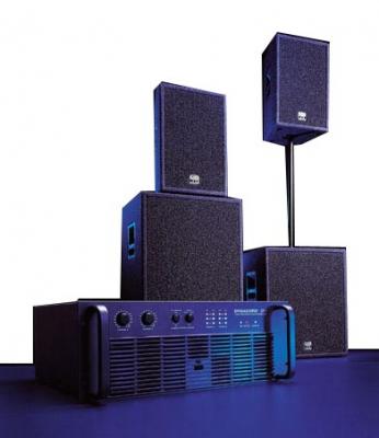Звукоусилительный комплект Powermax-5