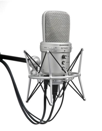 Микрофон для живой работы